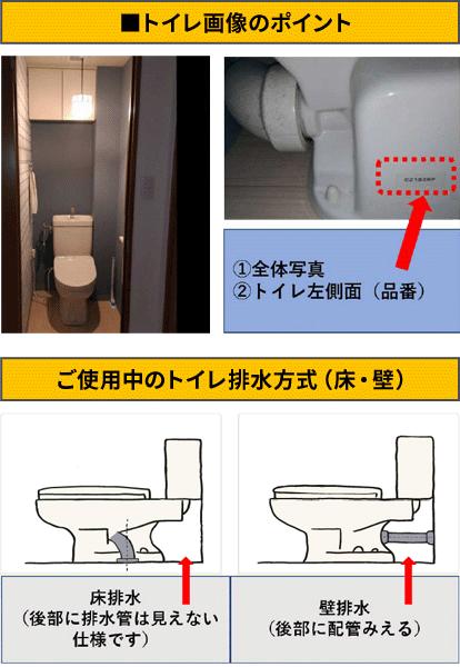 トイレ撮影ポイント!
