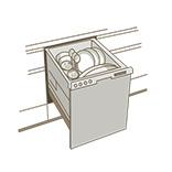 食器洗い乾燥機取替え
