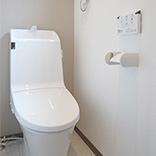 トイレ内装クロス