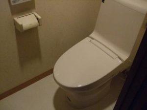 トイレのリフォーム!