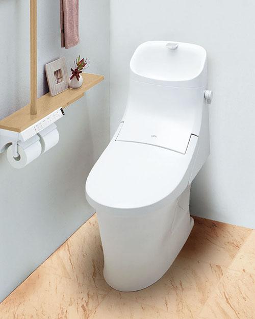 トイレ リフォーム リクシル アメージュZAシャワートイレ