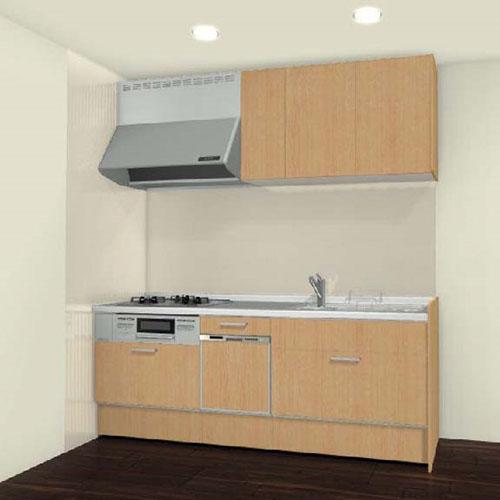 キッチンリフォーム システムキッチン リクシル アレスタシリーズ 間口240cm (※食器洗い機あり、キッチンパネルは別途になります。)