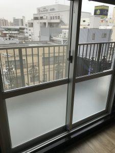アルミサッシ窓取替工事