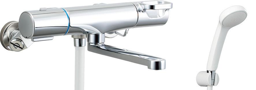 浴室用水栓金具 壁付タイプ 浴槽・洗い場兼用