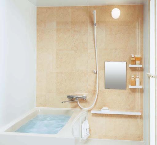 浴室リフォーム リクシル マンションリフォーム用 リノビオフィット 1216サイズ Tタイプ