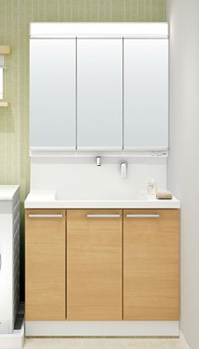 洗面室 洗面化粧台 TOTO オクターブシリーズ 間口90cm