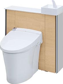 トイレ  I型タイプ リクシルリフォレ標準間口タイプ(手洗付)